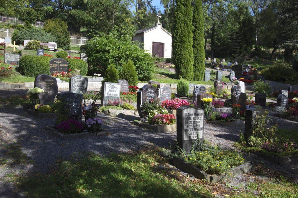 Friedhof Oberneuschönberg