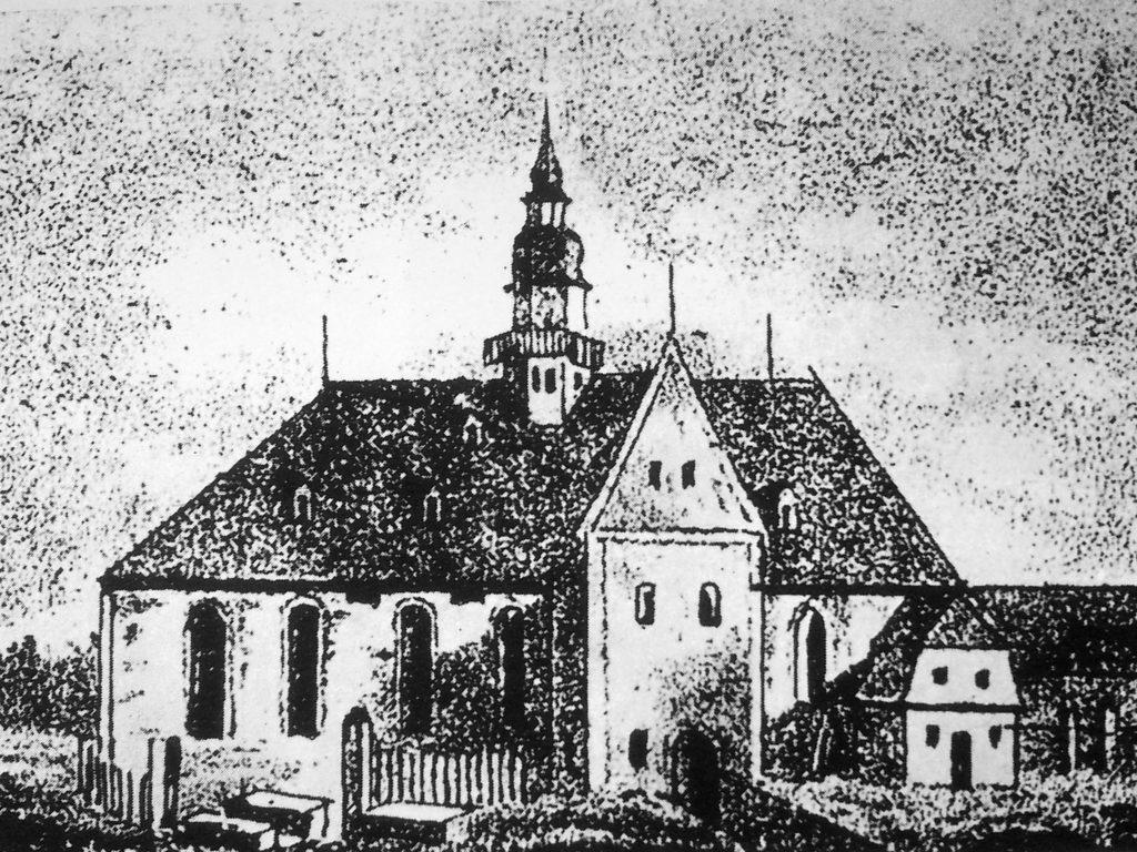 Kirche Neuhausen - Alte Kirche von 1620