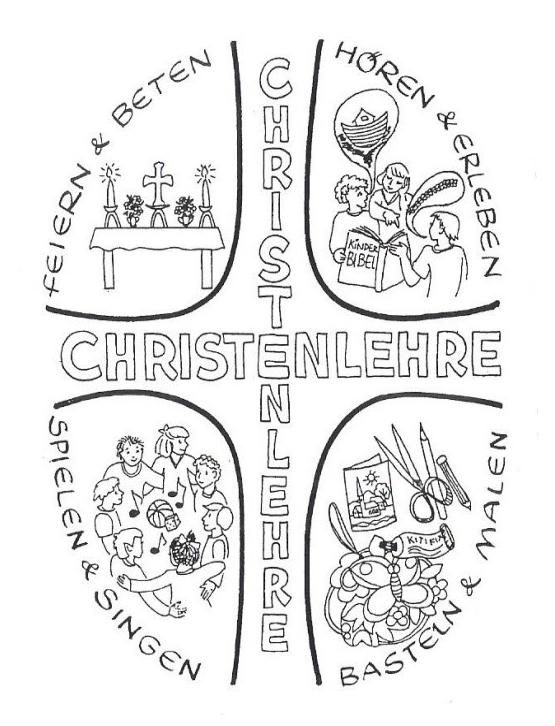 Einladungsbild Christenlehre Dörnthal