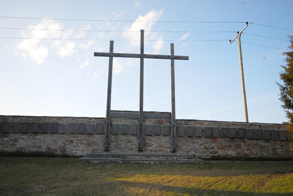 Friedhof Dörnthal - Kriegerkreuze