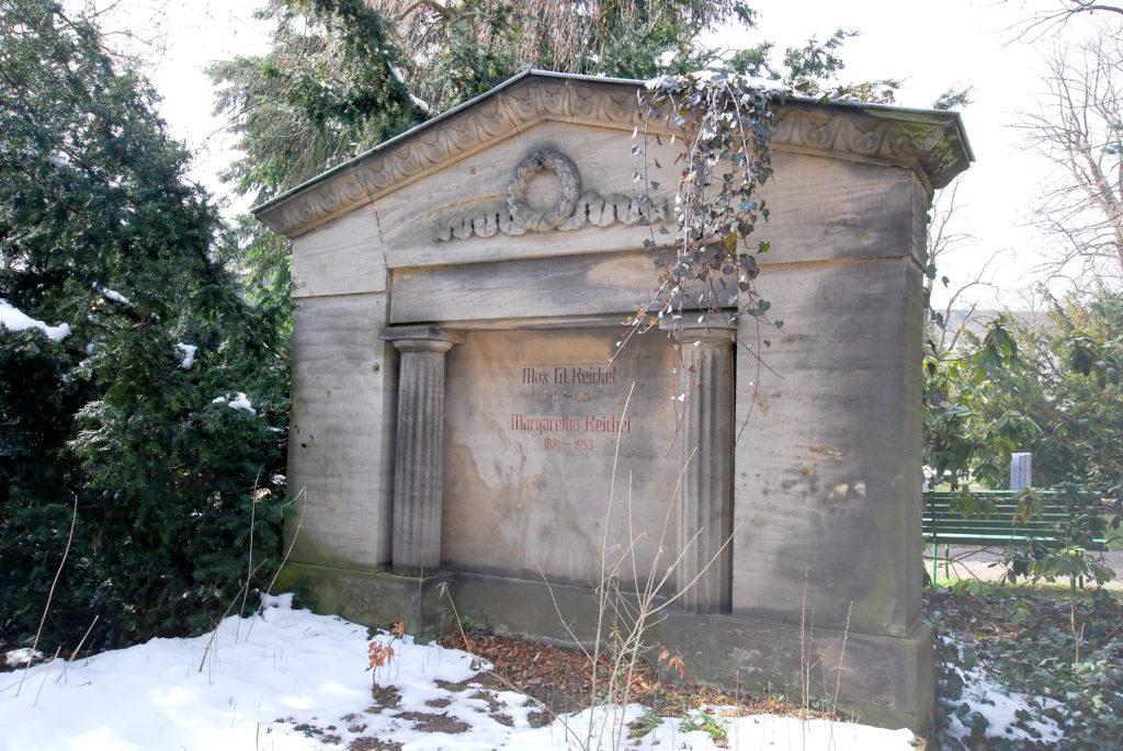 Friedhof Olbernhau - Einzelgrab