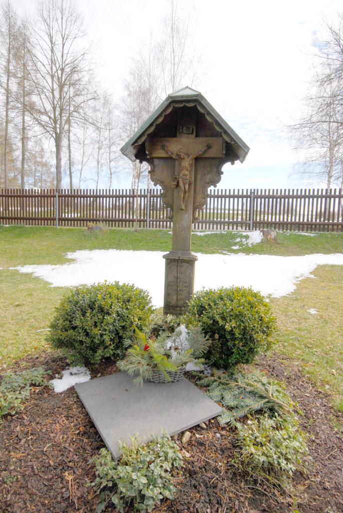 Friedhof Pfaffroda - Einzelgrab