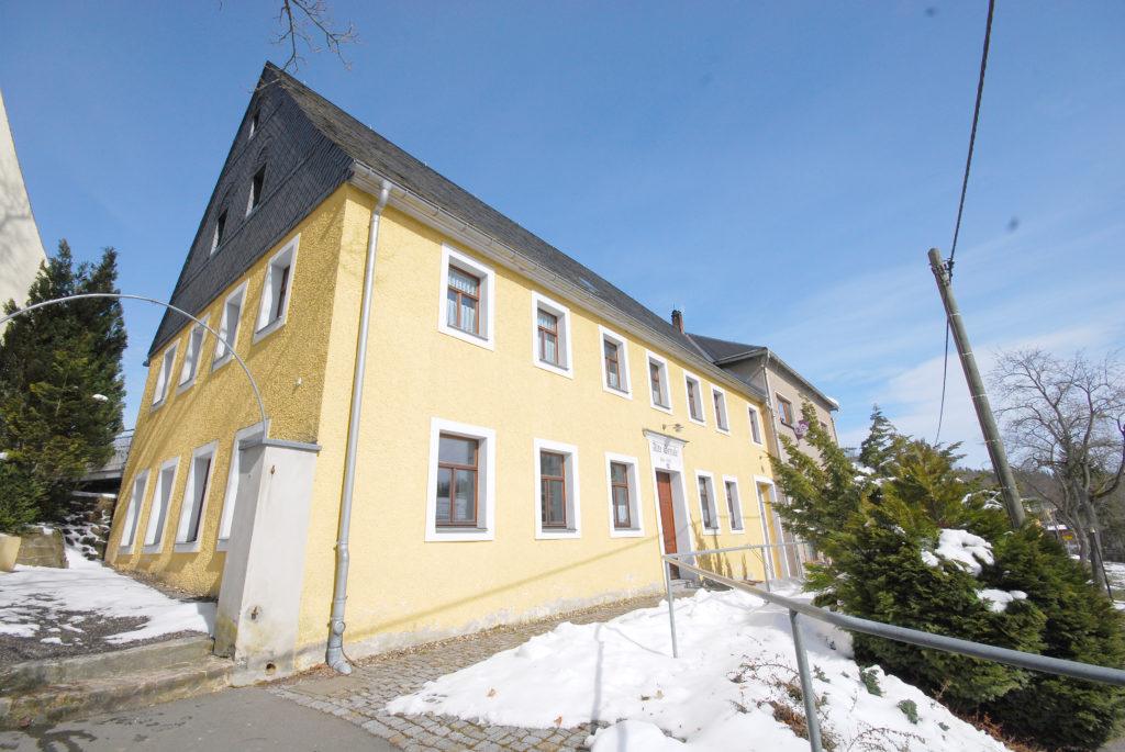 Gemeindehaus Hallbach - Außenansicht