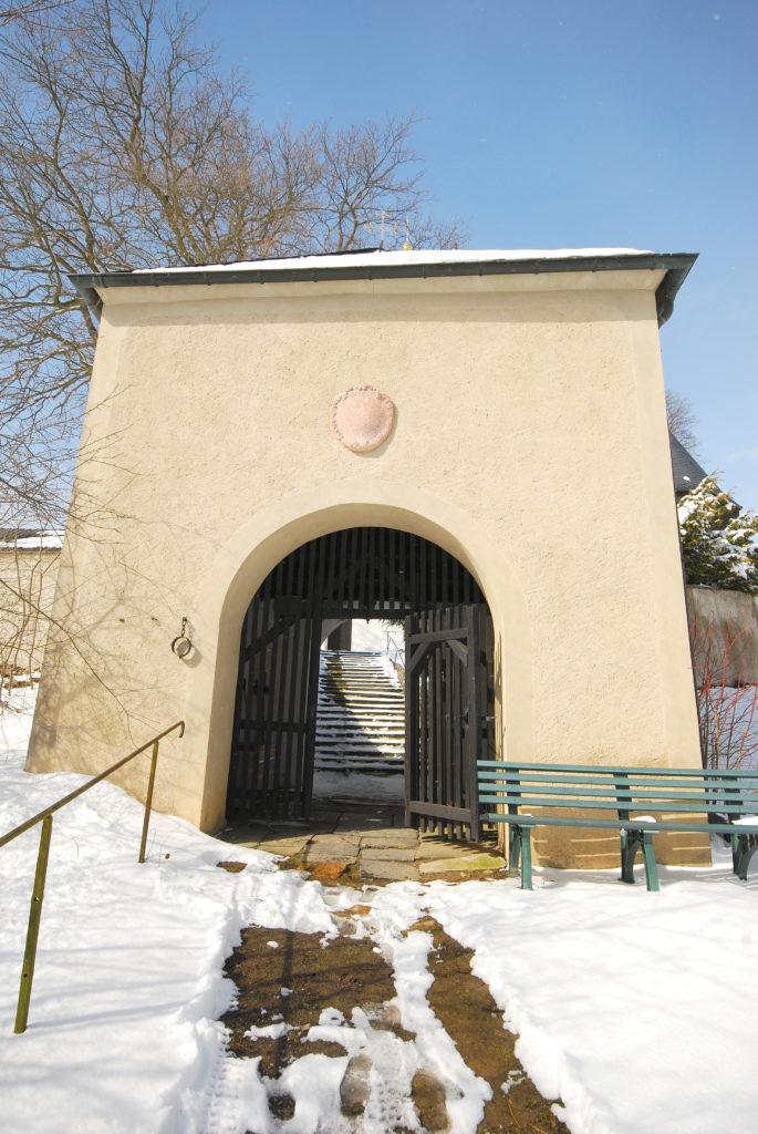 Kirche Dörnthal - Torhaus