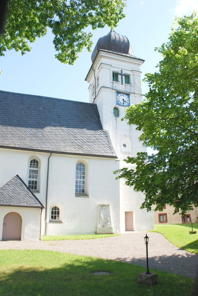 Kirche Pfaffroda - Turm