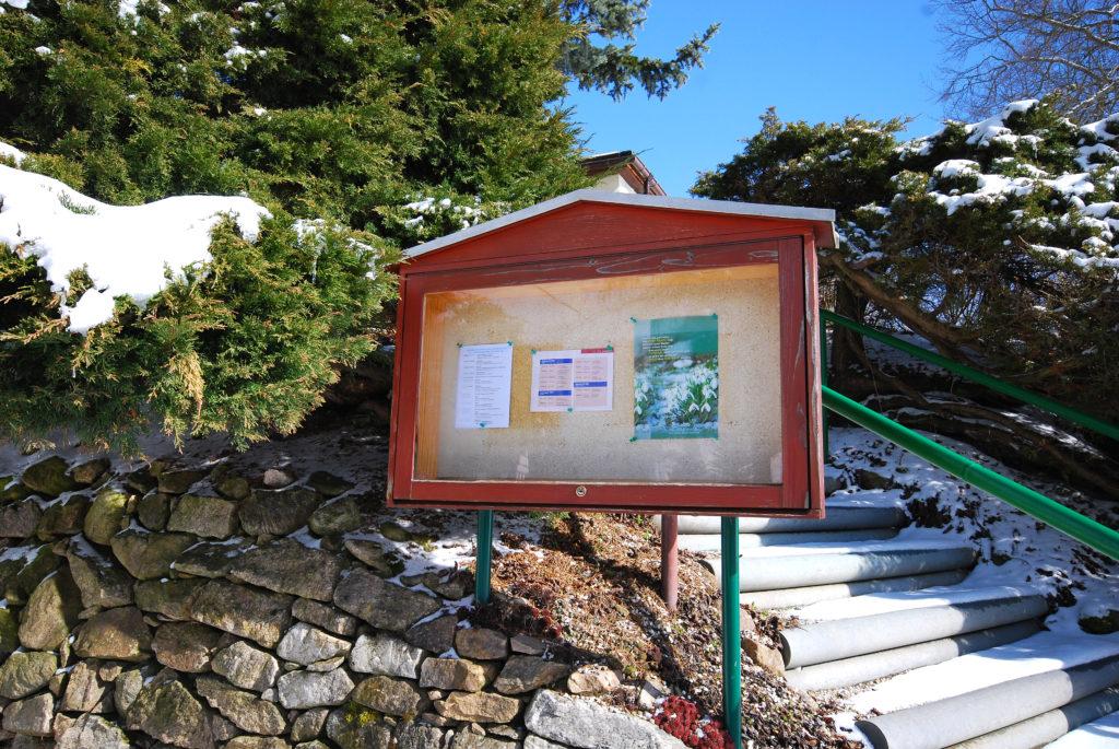 Landeskirchliche Gemeinschaft Dörnthal - Schaukasten