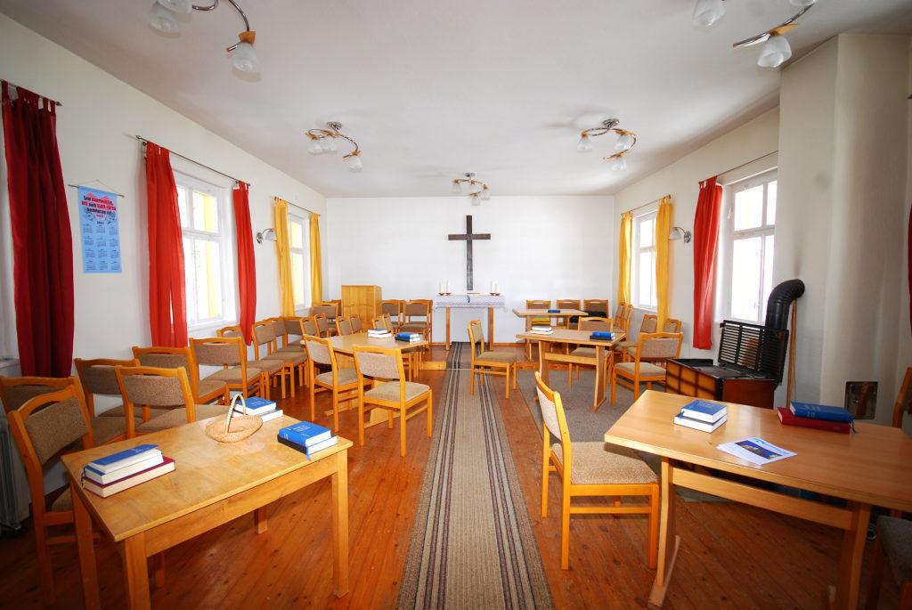 Landeskirchliche Gemeinschaft Dörnthal - Veranstaltungsraum