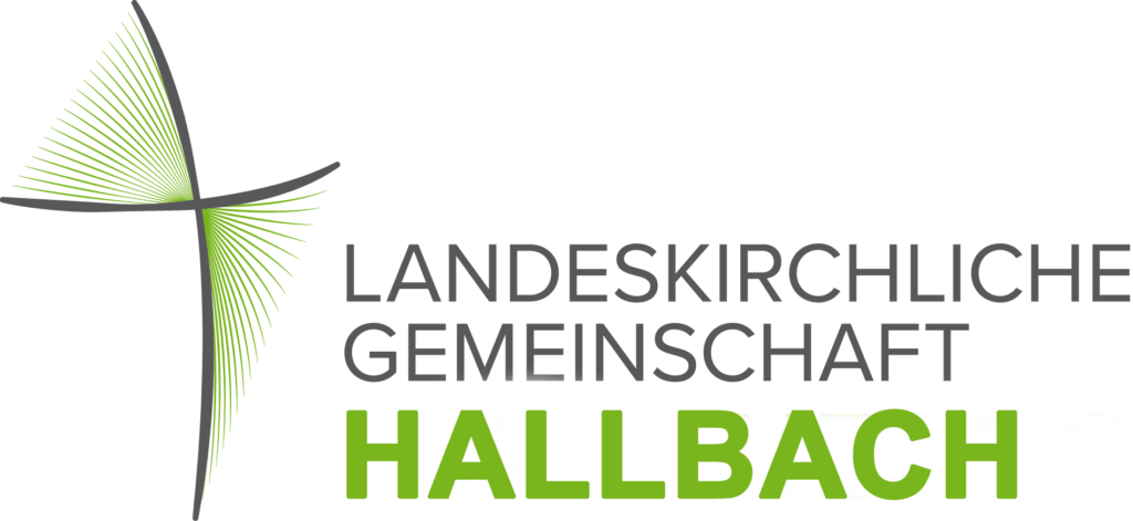 Logo - Wortmarke Landeskirchliche Gemeinschaft Hallbach